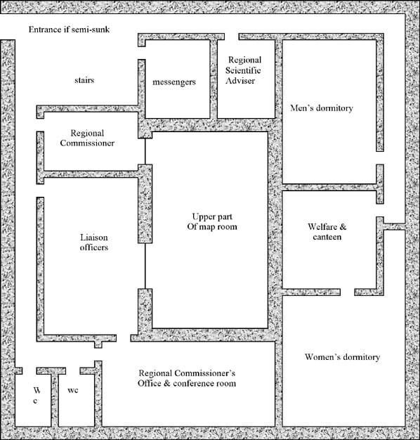 Regional War Rooms Subterranea Britannica