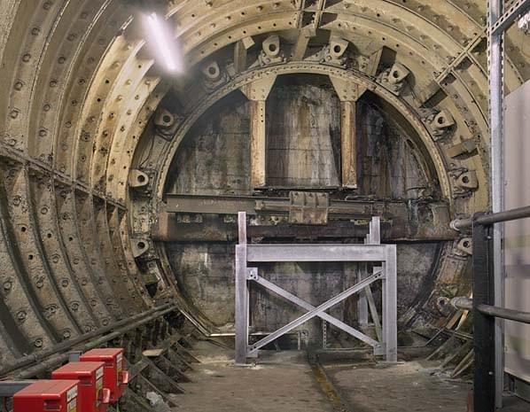 Moorgate Station Subterranea Britannica