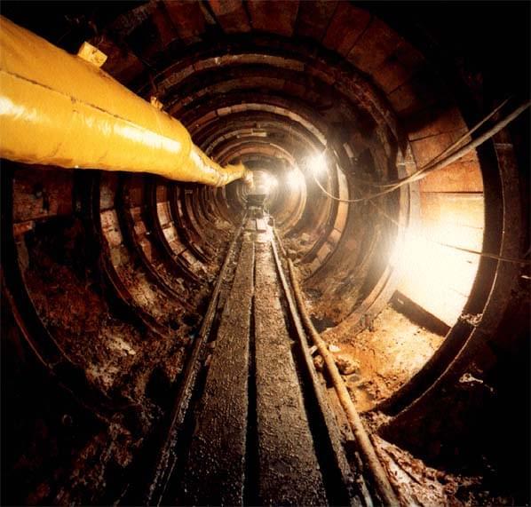 Channel Tunnel 1880 Attempt – Subterranea Britannica