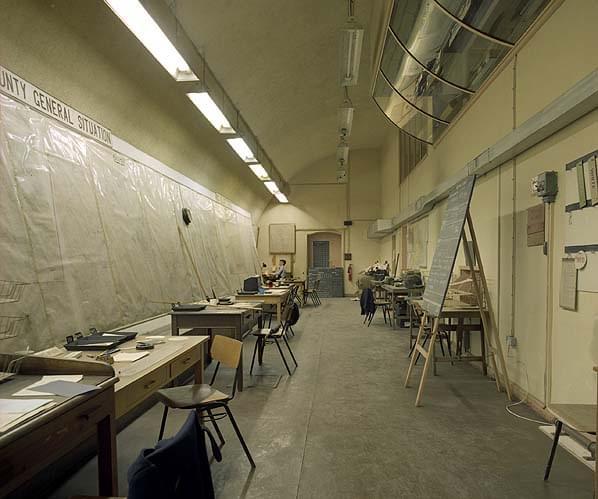 Portsmouth District Council Emergency Centre Subterranea