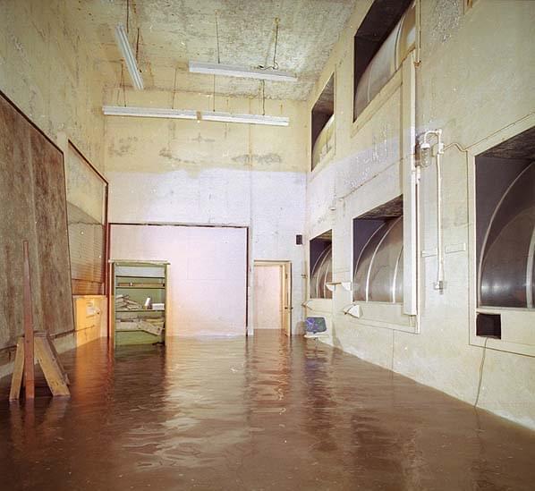 Leeds War Regional Room Subterranea Britannica