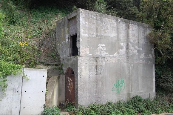 Road of Remembrance Naval Bunker – Subterranea Britannica