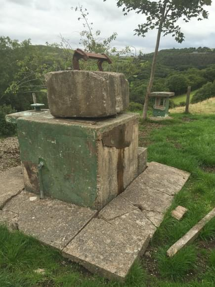 Pipe Jack Stands >> Llanfair Talhaiarn ROC Post – Subterranea Britannica